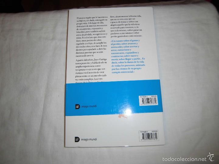 Libros de segunda mano: LA LLAVE DE LA BUENA VIDA.JOAN GARRIGA.EDITORIAL DESTINO 2014.-1ª EDICION - Foto 7 - 61003003