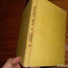 Libros de segunda mano: LOS TESTS / C. MUÑOZ ESPINALT - SEGUNDA EDICIÓN AUMENTADA CON EL TEST DE LA PAREJA HUMANA - TORAY. Lote 64040643