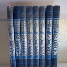 Libros de segunda mano: ENCICLOPEDIA PRÁCTICA DE PSICOLOGIA LOTE DE 8 TOMOS. Lote 120902415