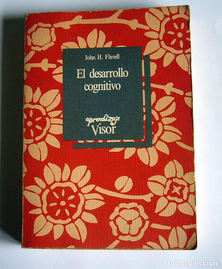 EL DESARROLLO COGNITIVO - JOHN H. FLAVELL (Libros de Segunda Mano - Pensamiento - Psicología)
