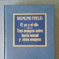 Libros de segunda mano: SIGMUND FREUD EL YO Y EL ELLO. Lote 67109677