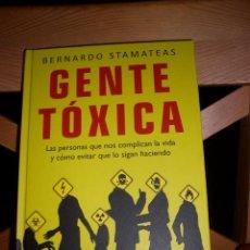 Libros de segunda mano: GENTE TÓXICA + EMOCIONES TÓXICAS + LA LISTA DE MIS DESEOS. Lote 67419529