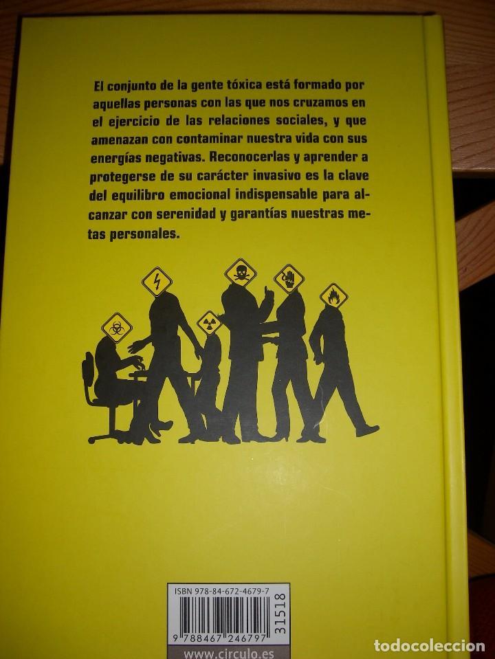Libros de segunda mano: GENTE TÓXICA + EMOCIONES TÓXICAS + LA LISTA DE MIS DESEOS - Foto 2 - 67419529