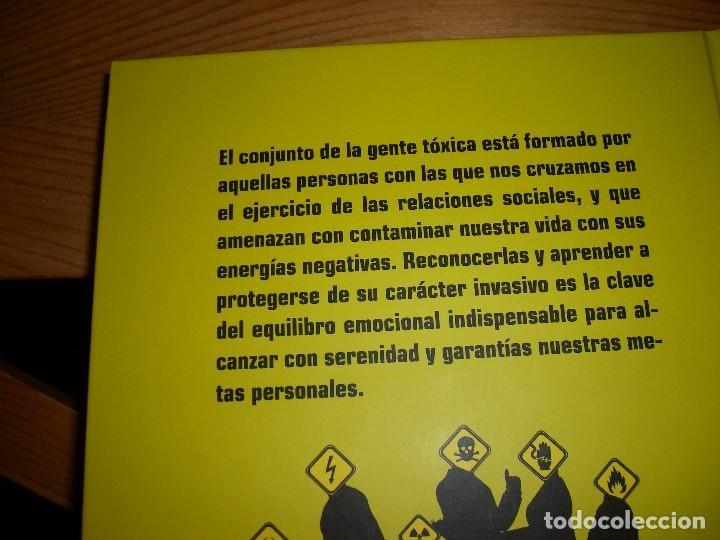 Libros de segunda mano: GENTE TÓXICA + EMOCIONES TÓXICAS + LA LISTA DE MIS DESEOS - Foto 3 - 67419529