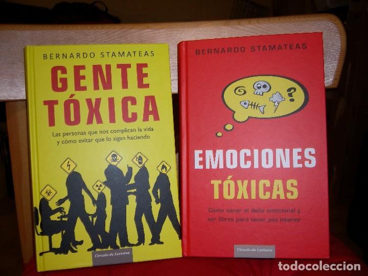 Libros de segunda mano: GENTE TÓXICA + EMOCIONES TÓXICAS + LA LISTA DE MIS DESEOS - Foto 4 - 67419529