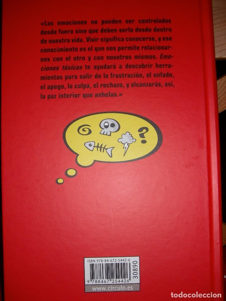 Libros de segunda mano: GENTE TÓXICA + EMOCIONES TÓXICAS + LA LISTA DE MIS DESEOS - Foto 5 - 67419529