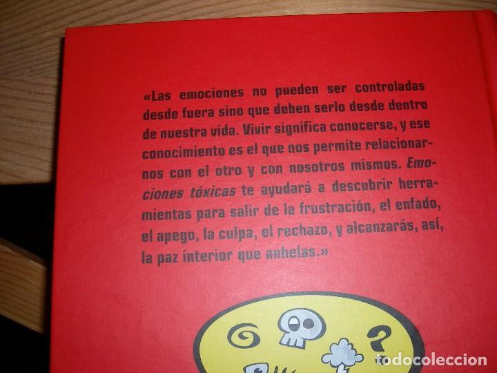 Libros de segunda mano: GENTE TÓXICA + EMOCIONES TÓXICAS + LA LISTA DE MIS DESEOS - Foto 6 - 67419529