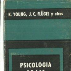 Libros de segunda mano: PSICOLOGÍA DE LAS ACTITUDES. K. YOUNG. EDITORIAL PAIDOS. BUENOS AIRES. 1977. Lote 68015261