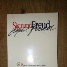 Libros de segunda mano: SIGMUND FREUD. Lote 69980217