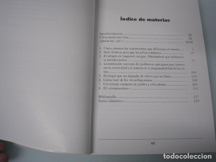 Libros de segunda mano: Cómo hablar para que sus hijos estudien en casa y en el colegio - A. Faber y E. Mazlish - Medici - Foto 4 - 73419955