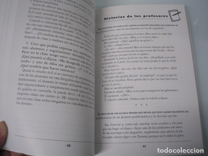 Libros de segunda mano: Cómo hablar para que sus hijos estudien en casa y en el colegio - A. Faber y E. Mazlish - Medici - Foto 6 - 73419955