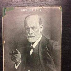 Libros de segunda mano: TREINTA AÑOS CON FREUD, THEODOR REIK. Lote 73945947