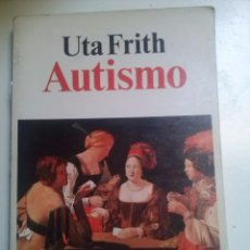 Second hand books - AUTISMO ,UTA FRITH ALIANZA - 74287699