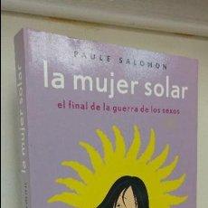 Libros de segunda mano: LA MUJER SOLAR . Lote 96060179