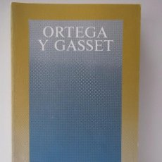 Libros de segunda mano: ORTEGA Y GASSET, JOSÉ: INVESTIGACIONES PSICOLÓGICAS (ALIANZA) (CB). Lote 76645867