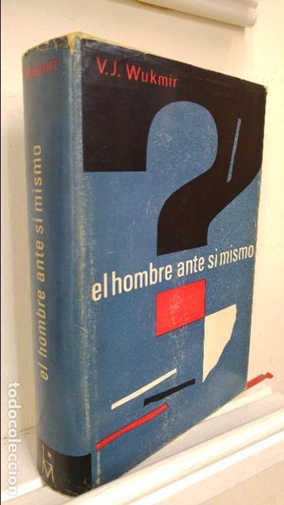 EL HOMBRE ANTE SI MISMO (Libros de Segunda Mano - Pensamiento - Psicología)