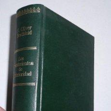Libros de segunda mano: LOS SENTIMIENTOS DE INFERIORIDAD - DR. F. OLIVER BRACHFELD (EDITORIAL APOLO, 1944). Lote 80887627