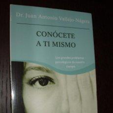 Libros de segunda mano: LIBRO CONCETE A TI MISMO PSICOLOGIA ,VALLEJO-NÁGERA. Lote 81082752