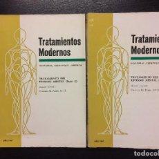 Libros de segunda mano: TRATAMIENTO DEL RETRASO MENTAL, CHARLES M POSER. Lote 83135804