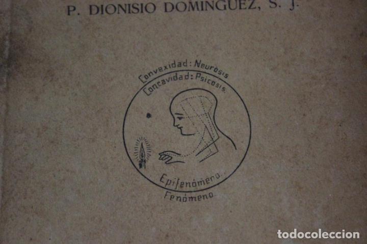 Libros de segunda mano: Psicología sín alma-H. Gruender-1917-obra crítica traducida del inglés por el P. Dionisio Dominguez - Foto 3 - 83555448