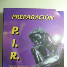 Libros de segunda mano: TEMARIO DE PREPARACION P.I.R. - PSICOLOGO INTERNO RESIDENTE - CEDE - 8 TOMOS. Lote 84593072