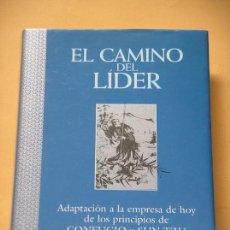 Libros de segunda mano: EL CAMINO DEL LIDER, DONALD G. KRAUSE, ED. EDAF, AÑO 1997, EMPRESA, SUPERACIÓN, ERCOM C1. Lote 85286796