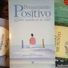 Libros de segunda mano: PENSAMIENTO,POSITIVO. Lote 87076830