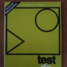 Libros de segunda mano: TEST DE PSICOTECNIA - ED. CUMBRE. Lote 88974592