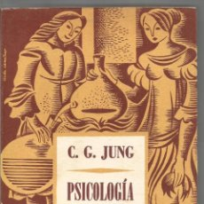 Libros de segunda mano: C.G. JUNG. PSICOLOGIA Y ALQUIMIA. SANTIAGO RUEDA. Lote 89140132