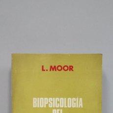 Libros de segunda mano: BIOPSICOLOGIA COMPORTAMIENTO. L. MOOR. Lote 90107536