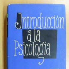 Libros de segunda mano: INTRODUCCIÓN A LA PSICOLOGÍA / GEMELLI - ZUNINI / 4ª EDICIÓN1961. Lote 90193852