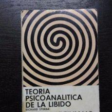 Libros de segunda mano: TEORIA PSICOANALITICA DE LA LIBIDO, STERBA, R., APORTE KLEINIANO, LANGER, M., 1966. Lote 90410229