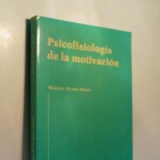 Libros de segunda mano: PSICOFISIOLOGIA DE LA MOTIVACION. SIMÓN VICENTE (DIRECTOR) 1983. Lote 91276060