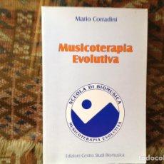 Gebrauchte Bücher - Musicoterapia evolutiva - 91325163