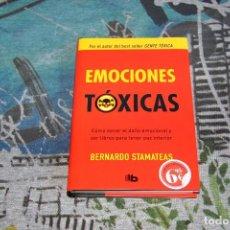 Libros de segunda mano - Emociones Tóxicas - Bernardo Stamateas - Edición Bolsillo - 91649110