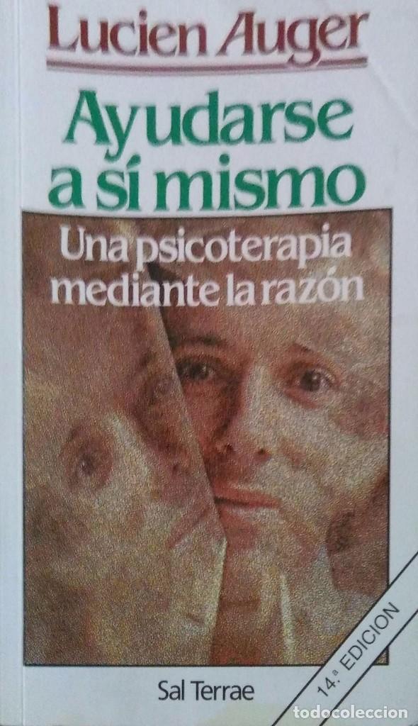 LUCIEN AUGER. AYUDARSE A SÍ MISMO. SANTANDER. 1974. (Libros de Segunda Mano - Pensamiento - Psicología)
