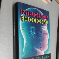 Libros de segunda mano: INTELIGENCIA EMOCIONAL / DANIEL GOLEMAN / CÍRCULO DE LECTORES. Lote 96068007