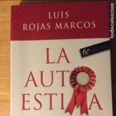 Libros de segunda mano: LA AUTOESTIMA. ROJAS MARCOS, LUIS. ED. ESPAÑA CALPE, MADRID 2007. 6 € ENVÍO CERTIFICADO.. Lote 96167047