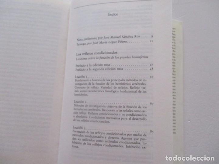 Libros de segunda mano: IVÁN P. PÁVLOV. Los reflejos condicionados. RM82634. - Foto 2 - 96646111