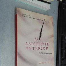 Livros em segunda mão: EL ASISTENTE INTERIOR / NORBERTO LEVY / RBA 2006. Lote 98534643