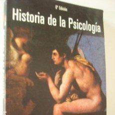 Libros de segunda mano: HISTORIA DE LA PSICOLOGIA. THOMAS H. LEAHEY. PEARSON EDUCACION, 2005. 525 PP.. Lote 98550171