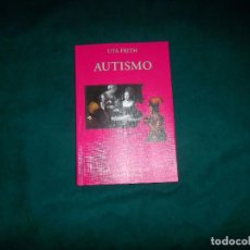 Second hand books - UTA FRITH, AUTISMO. ALIANZA EDITORIAL 1999 - 100179559