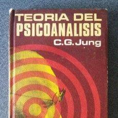 Libros de segunda mano: TEORIA DEL PSICOANÁLISIS C. G. JUNG. Lote 101187535