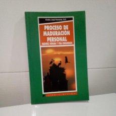 Libros de segunda mano: PROCESO DE MADURACION PERSONAL MADUREZ HUMANA Y VIDA CONSAGRADA. Lote 101669547