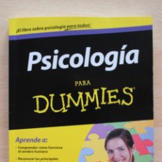 Second hand books - A.Cash - Psicología para dummies - 102399435