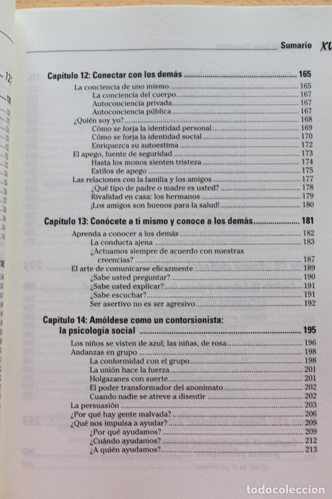 Libros de segunda mano: A.Cash - Psicología para dummies - Foto 7 - 102399435