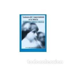 Libros de segunda mano: TRASTORNOS DEL COMPORTAMIENTO EN LA INFANCIA-ANTONIO FERNÁNDEZ PARRA. Lote 102712279