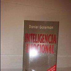 Libros de segunda mano: INTELIGENCIA EMOCIONAL. Lote 103189547
