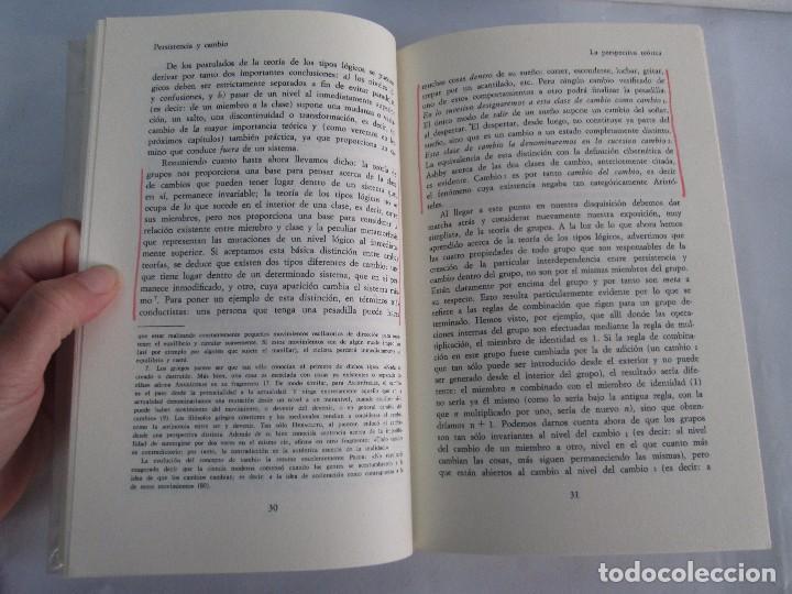 Libros de segunda mano: PAUL WATZLAWICK. BIBLIOTECA DE PSICOLOGIA. TOMO 35,69,100,174. EDITORIAL HERDER. VER FOTOGRAFIAS - Foto 11 - 103817435