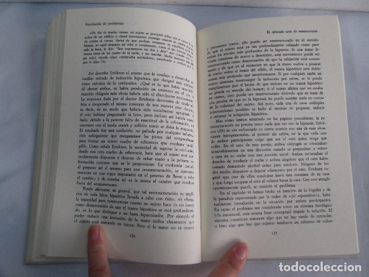 Libros de segunda mano: PAUL WATZLAWICK. BIBLIOTECA DE PSICOLOGIA. TOMO 35,69,100,174. EDITORIAL HERDER. VER FOTOGRAFIAS - Foto 14 - 103817435